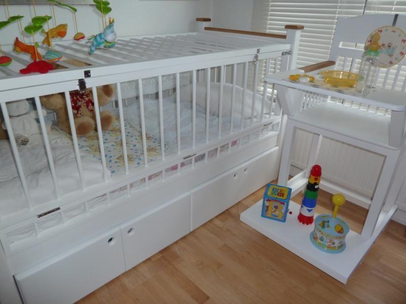 Black Mini Crib