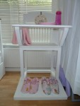 Look at my beautiful AB high-chair!