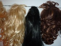 Glorious wigs...