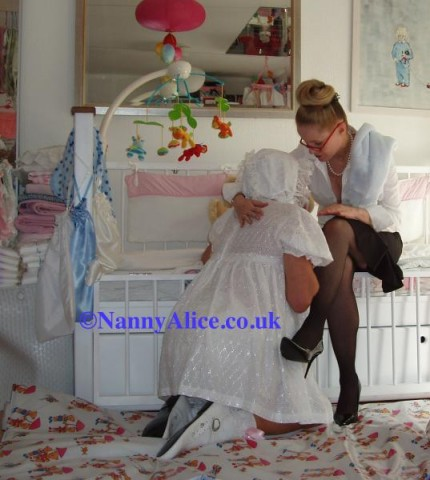 Nanny Alice's Adult Baby Nursery London  UK